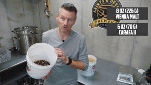 How to Brew Munich Dunkel Homebrew Challenge 6