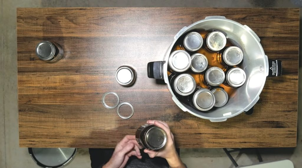 How to Can Wort for Yeast Starter