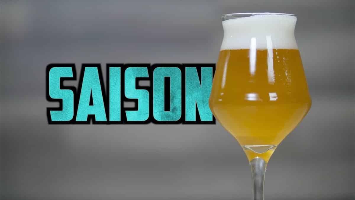 How to Brew Saison Beer   Homebrew Challenge