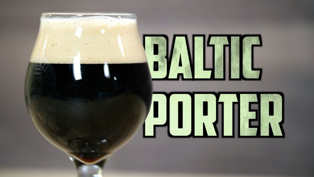 How to Brew a Baltic Porter | Homebrew Challenge