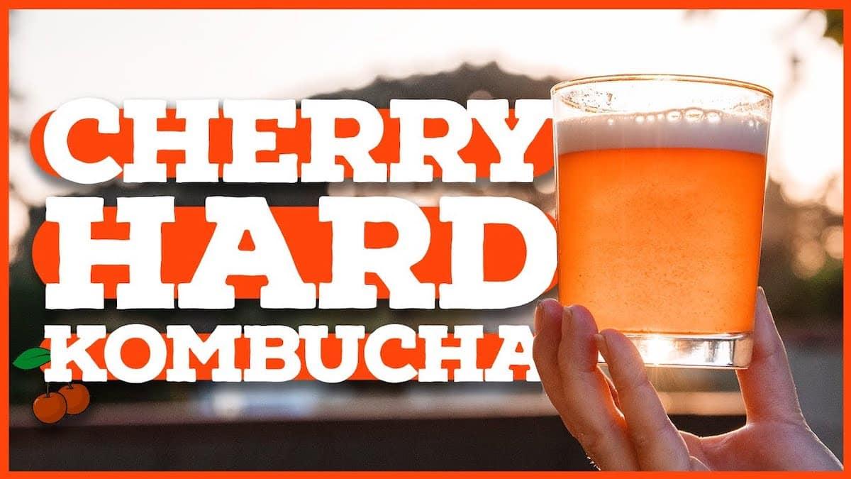 How to Make Hard Kombucha (with Alcohol)