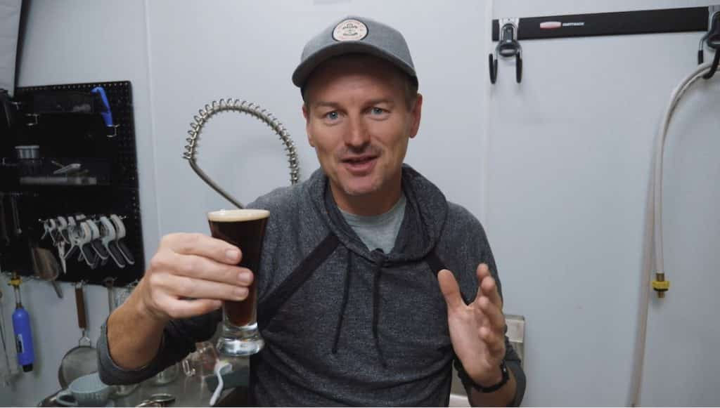 How to Make a Cold Brewed Nitro Coffee 16
