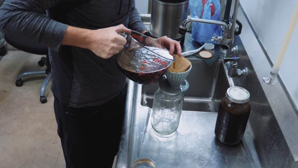 How to Make a Cold Brewed Nitro Coffee 2