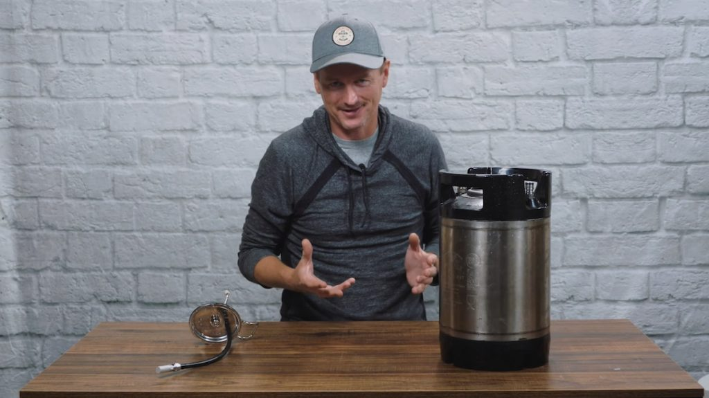 How to Make a Cold Brewed Nitro Coffee 3
