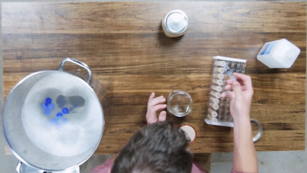 How to make a frozen yeast bank 3