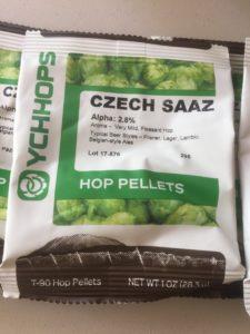 Czech Pilsners
