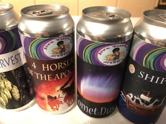 Homebrew in a can