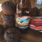 Chocolate Pumpkin Porter Muffins