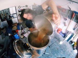 decoction mash