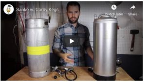 Keg Types Sanke vs. Corny Kegs Homebrew Academy