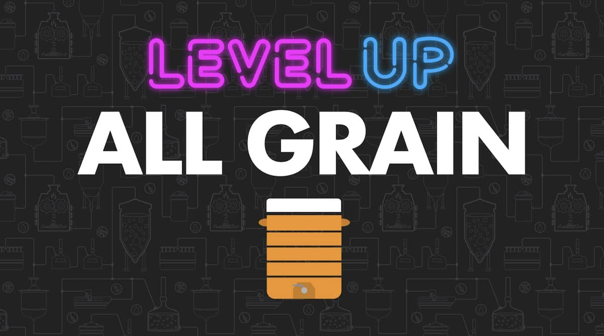 Level Up All Grain Video Course