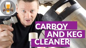 Mark II Keg and Carboy Washer review featured