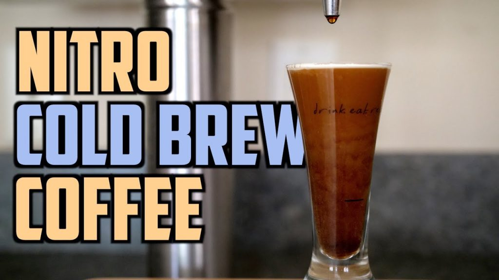 Nitro Cold Brew Coffee at Home How to DIY Amazing Coffee