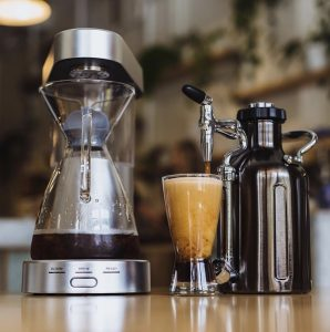 Nitro Cold Brew Coffee Maker The uKeg Review 1