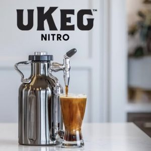 Nitro Cold Brew Coffee Maker The uKeg Review 2