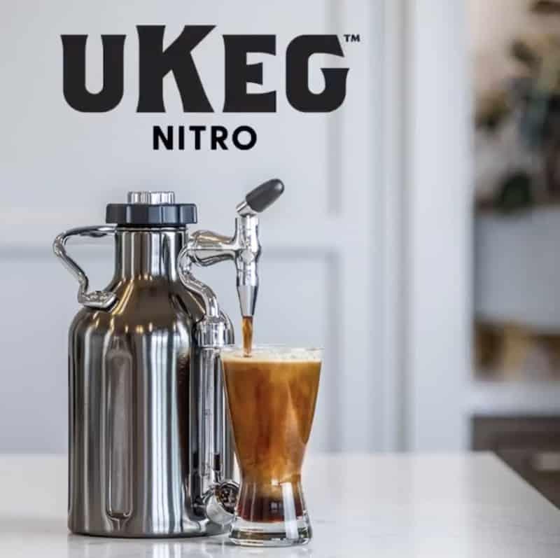Nitro Cold Brew Coffee Maker The uKeg Review 2