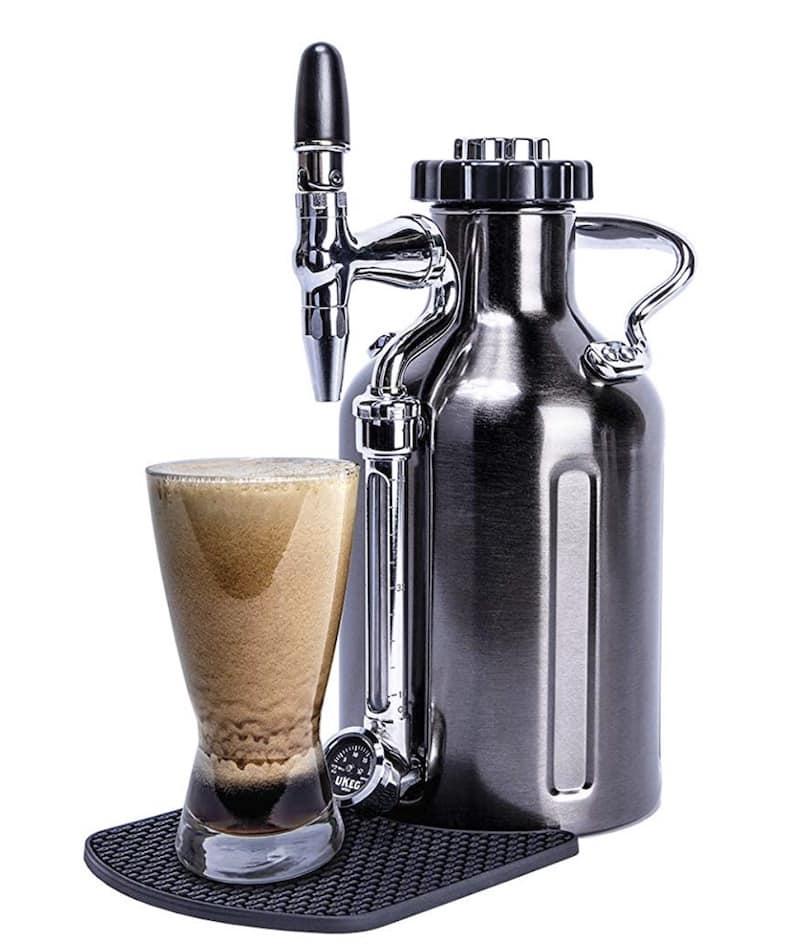Nitro Cold Brew Coffee Maker The uKeg Review 3