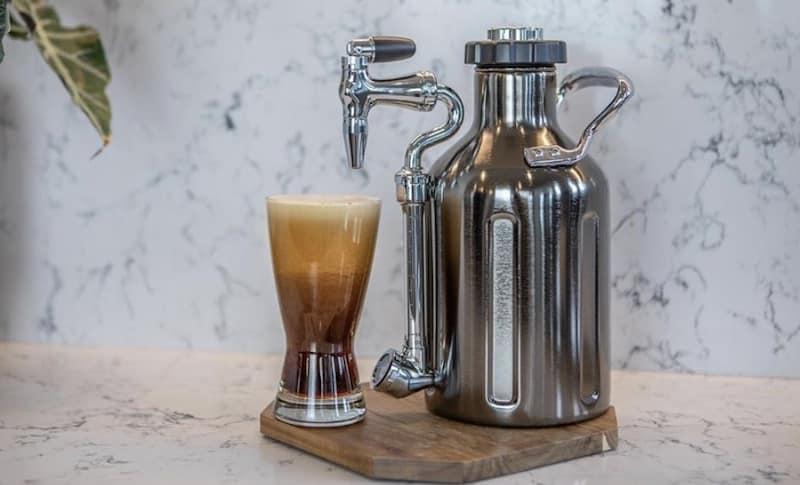 Nitro Cold Brew Coffee Maker: The uKeg Review
