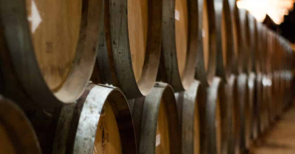 oak barrels Homebrew Academy