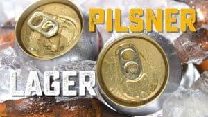 Pilsner vs Lager