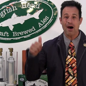 Dogfish Head's Sam Calagione and Randall