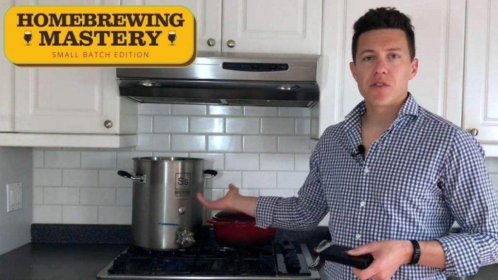 Small Batch Brewing