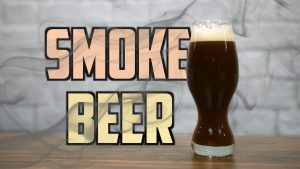 Smoke Beer (Rauchbier) Homebrew Challenge