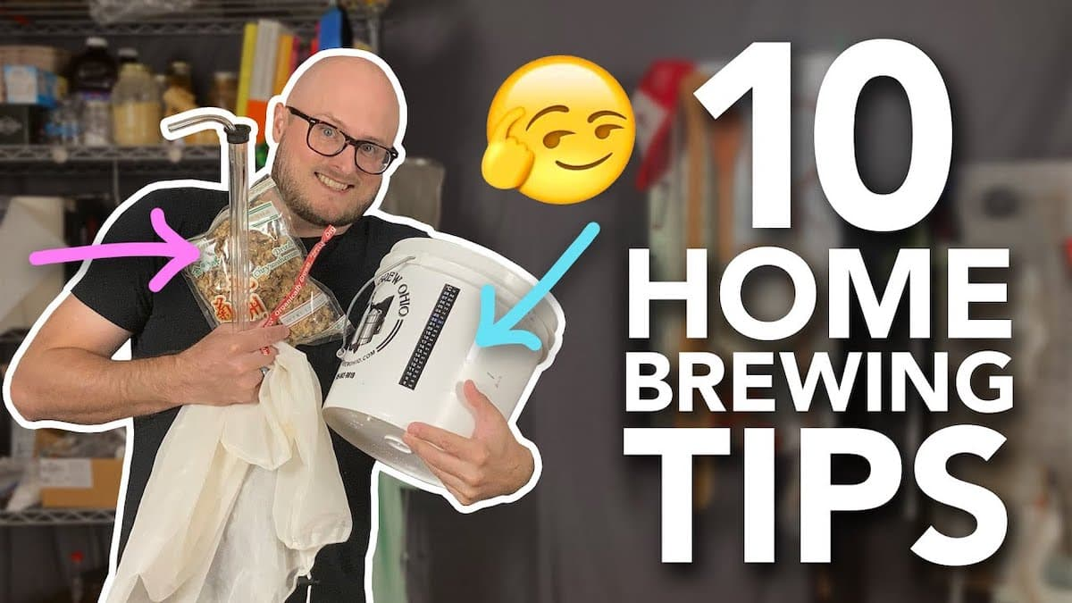 Ten BRILLIANT Homebrewing Tips & Tricks to level up your brewing (2021 Edition)