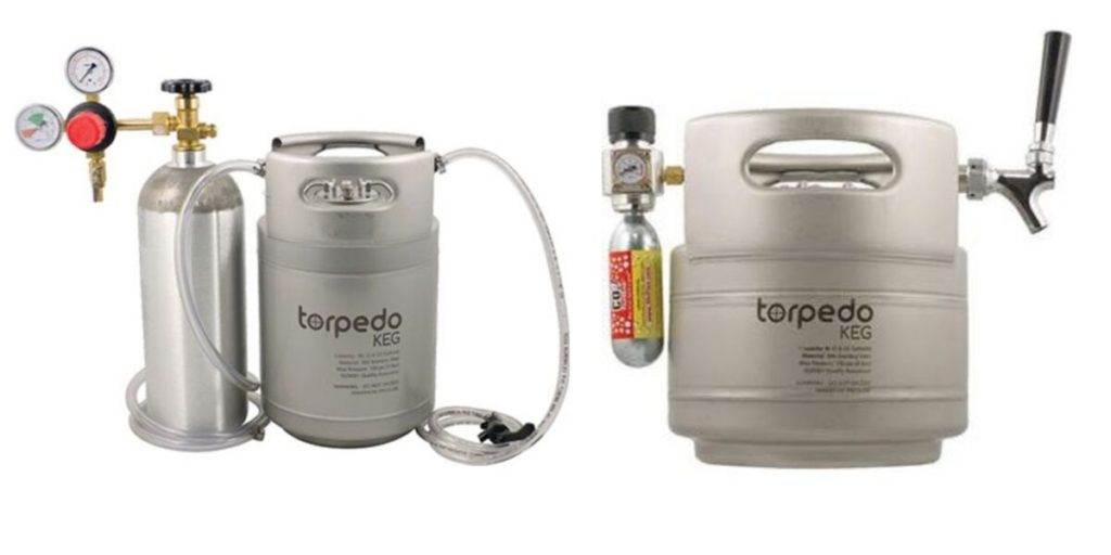 Torpedo Keg Options for Home Brewing