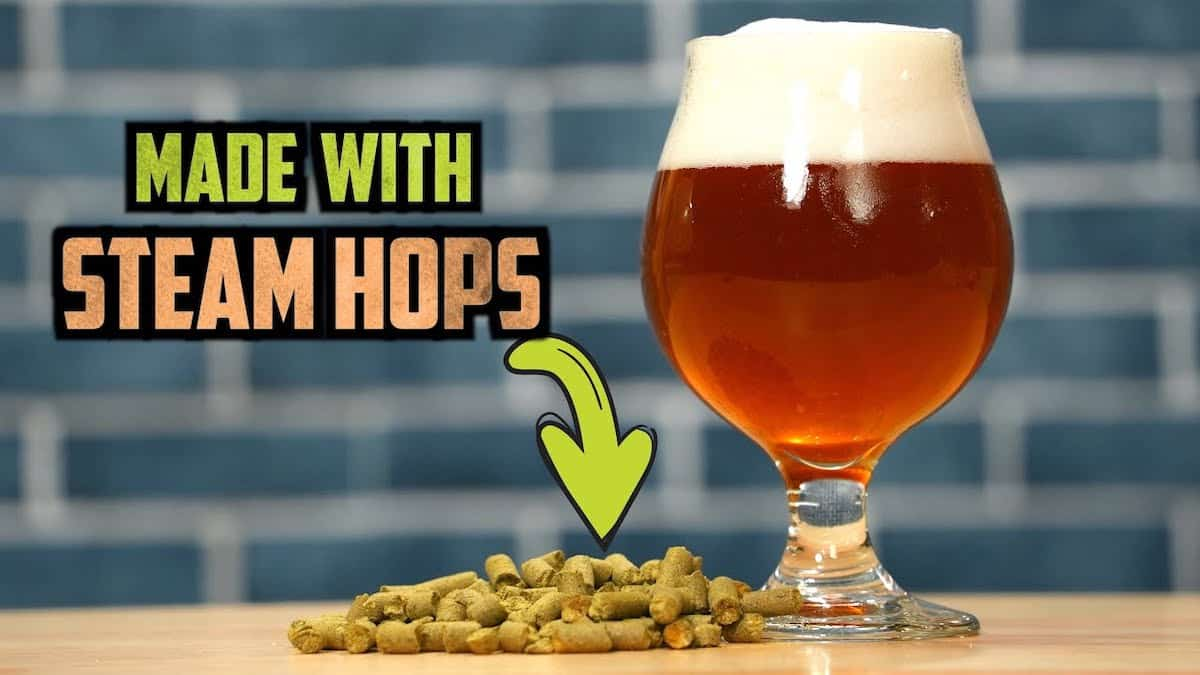 Tropical Pale Ale with Steam Hops