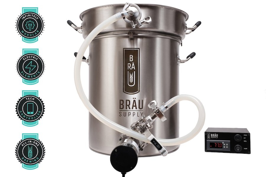 Unibräu All In One Electric Homebrewing System