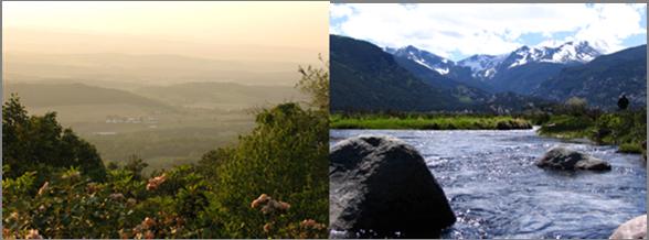 Blue Ridge Mountains vs. Rocky Mountains