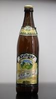 Ayinger Brauweisse bottle