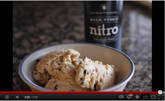 Video of Beer Ice Cream Recipe