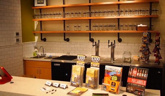 CO-Brew taps