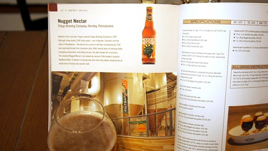 Craft Beer For the Homebrewer Book