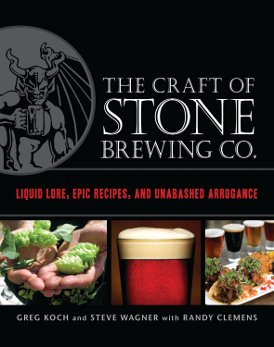 Craft of Stone BrewingBook