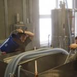 A Homebrewer Gets to Brew on a Big Boy System
