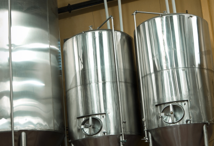 Brewery Fermentation Tanks