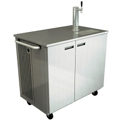 Battery powered kegerator from MicroMatic