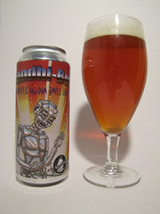 New   England Brewing Gandhi Bot Ipa