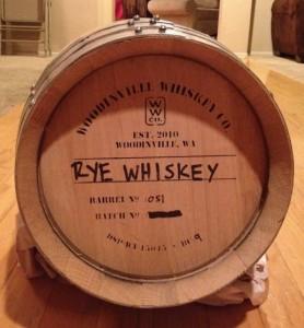 Homebrew French Oak Barrel
