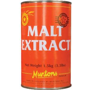 Malt Extract Can
