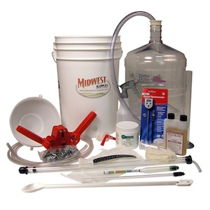Brewing Equipment Kits Starter Kit Midwest Starter Homebrewing Equipment Kit Starter Equipment List This equipment kit has everything you need to start brewing beer at home. (except for bottles and a brewing kettle) Our starter kit includes all of the essential equipment needed to start homebrewing and is an economical way to get started.