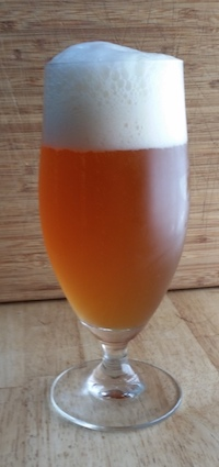 An Easy Saison for Lazy Summer Brewing