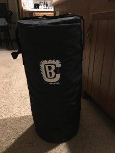 keg cooler bag review
