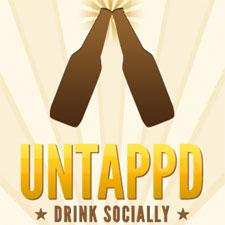 Untappd beer drinking smartphone app